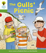 The Gulls' Picnic