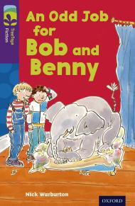 An Odd Job for Bob and Benny