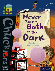 Never Take a Bath in the Dark