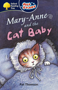 Mary-Anne and the Cat Baby
