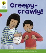 Creepy-crawly!