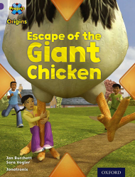 Escape of the Giant Chicken