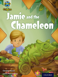 Jamie and the Chameleon