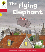 The Flying Elephant