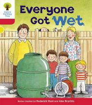 Everyone Got Wet