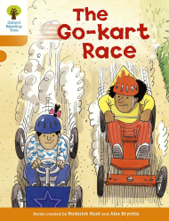 The Go-kart Race