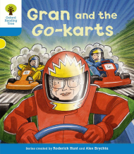 Gran and the Go-karts