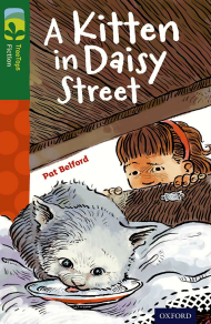 A Kitten in Daisy Street