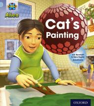 Cat's Painting