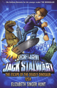 Jack Stalwart: The Escape of the Deadly Dinosaur: USA