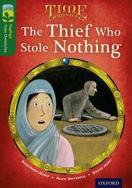 Time Chronicles: The Thief Who Stole Nothing