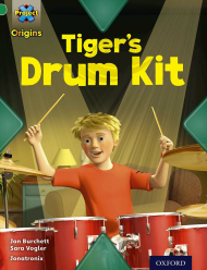 Tiger's Drum Kit