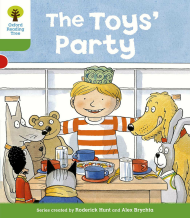 The Toys' Party