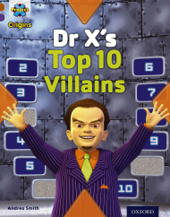 Dr X's Top 10 Villains