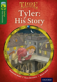 Time Chronicles: Tyler: His Story