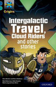 Intergalactic Travel, Cloud Riders and other stories