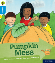 Pumpkin Mess