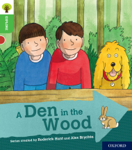 A Den in the Wood