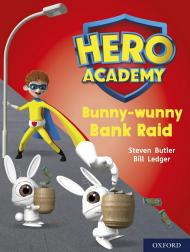 Bunny-wunny Bank Raid